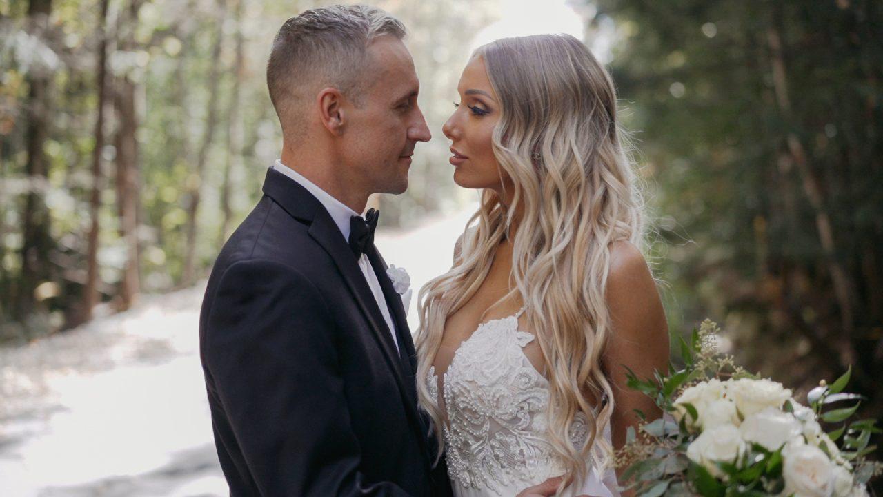 Quebec Wedding Film Romantic